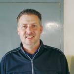 Cory Reeder, Head coach for boys golf, Exeter