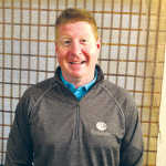 Eddie Green, Head coach for boys golf, Strathmore