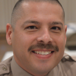 Dep. Rufino Venegas Sheriff's Dept. Officer of the Year