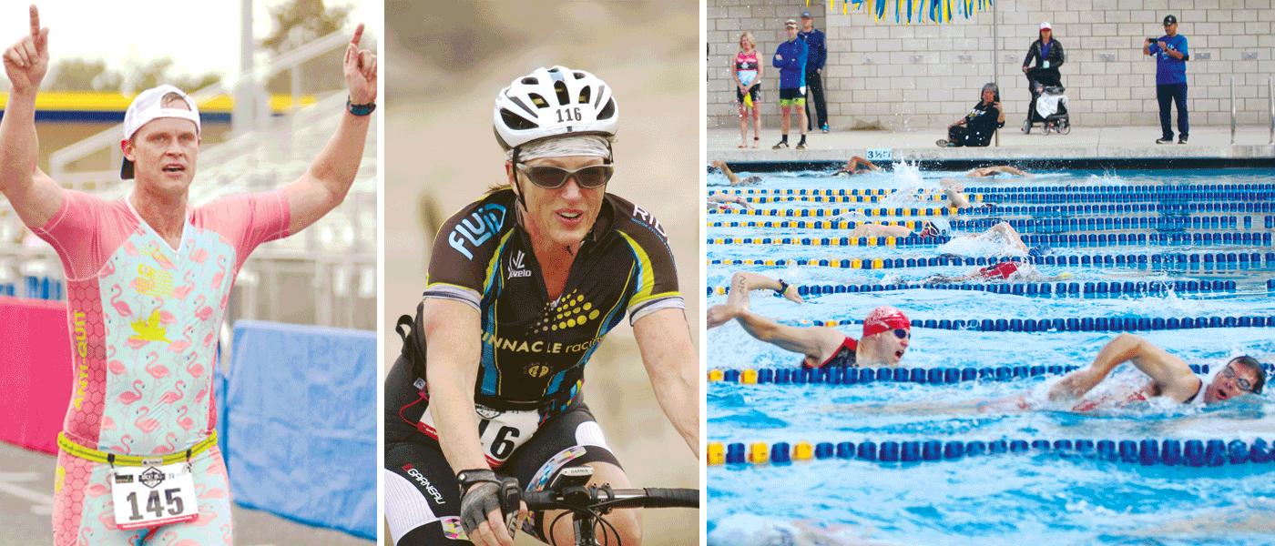 Rocky Hill Triathlon Results: Athletes run, bike and swim in annual race
