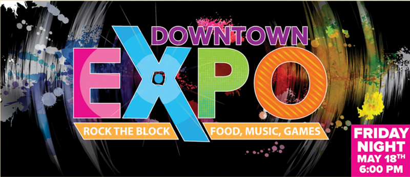 Downtown Visalia Expo to feature three bands 6 to 11 p.m. on Friday, May 18