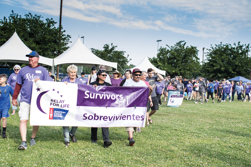 Relay For Life seeks cancer survivors
