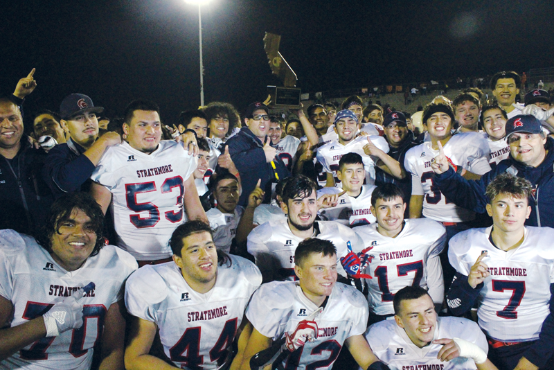 Story of the Year: Spartans redeem themselves on gridiron, perfect 16-0