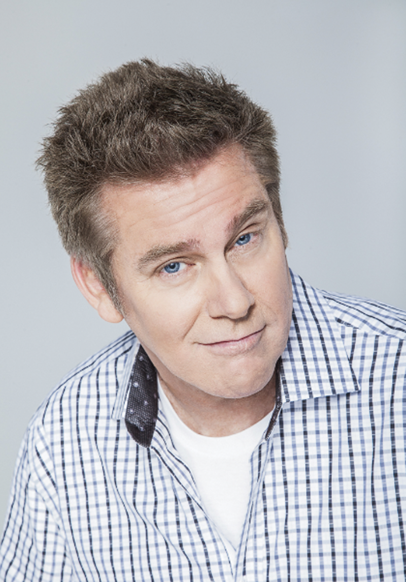 Comedian Brian Regan will perform June 10 after three sold out shows in 2012, 2014 and 2016