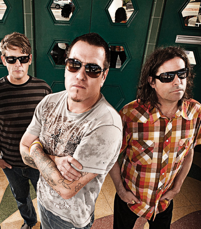 Original members of Smash Mouth reunite for Tulare County Fair's concert series