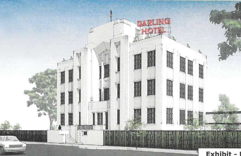 Construction begins this month to convert courthouse to hotel