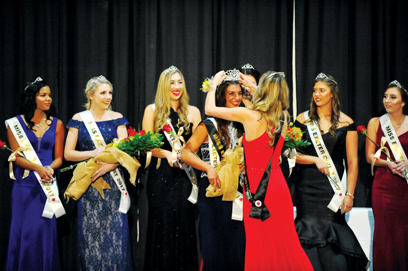Chamber seeks Miss Exeter candidates