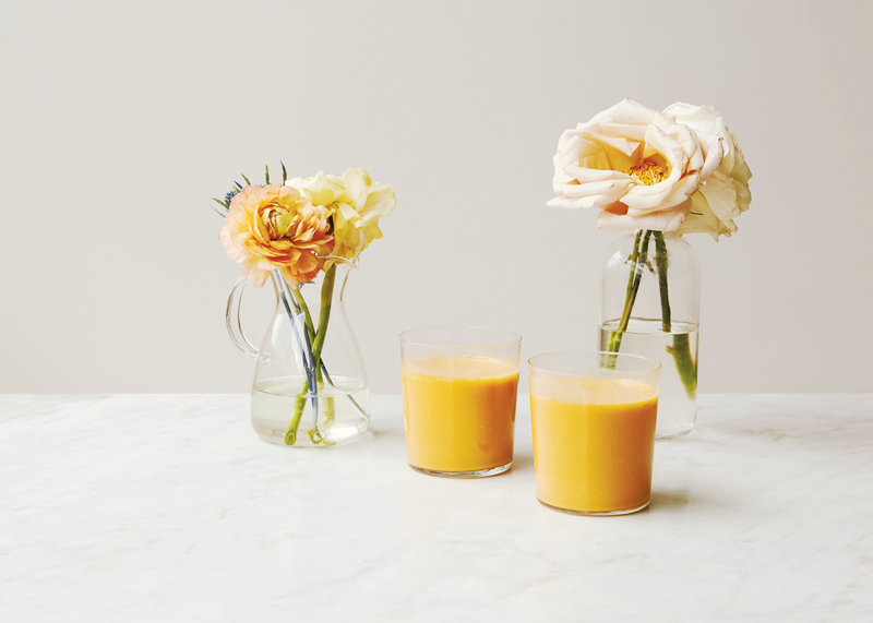Recipe: Peach Smoothie