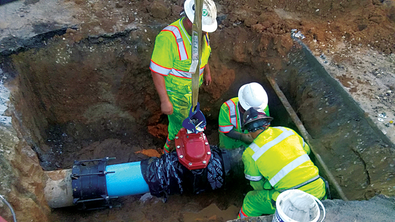 Exeter waits to see potential problems facing city's water infrastructure