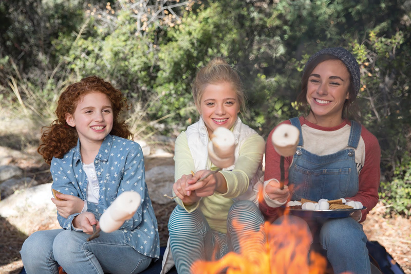 Valley Girl Scouts attempt world record for s'mores