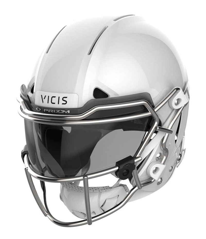 VUSD first district to adopt use of advanced football helmet