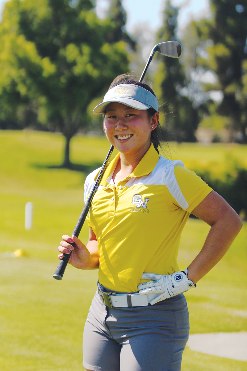 Golf: Mya Chao prepares for senior season as Golden West's top player