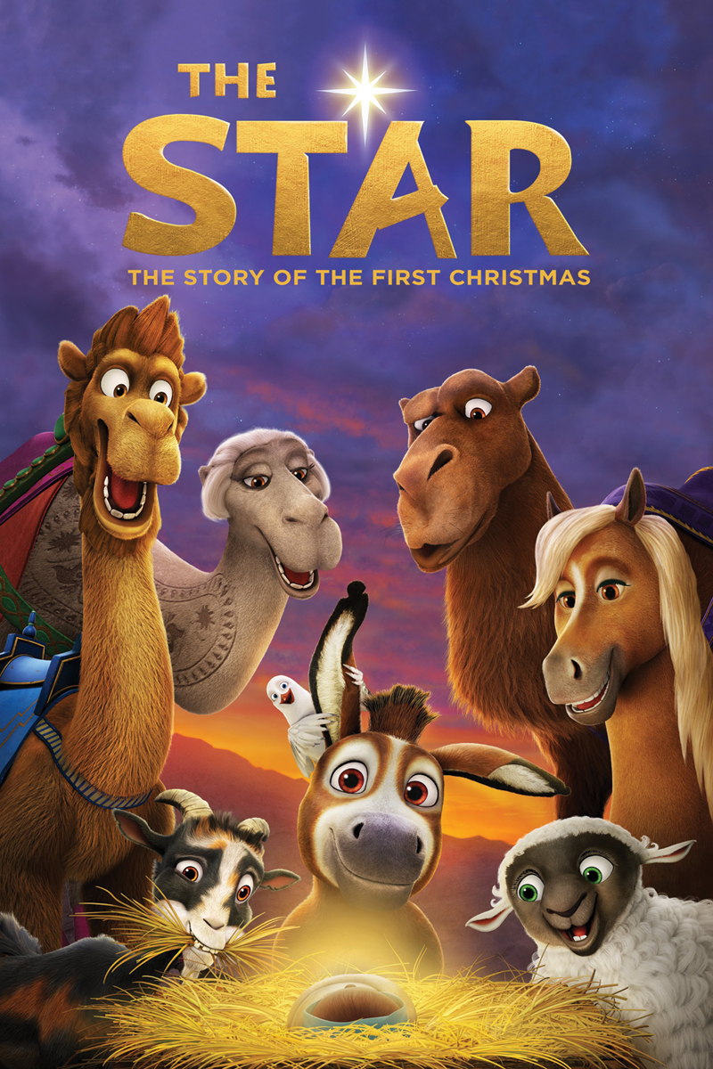 """Church of God of Prophecy to show """"The Star"""" at Aug. 18 movie night in Farmersville"""