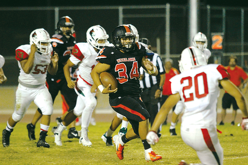 Football: Rojas gives up single-game record in Tigers' win