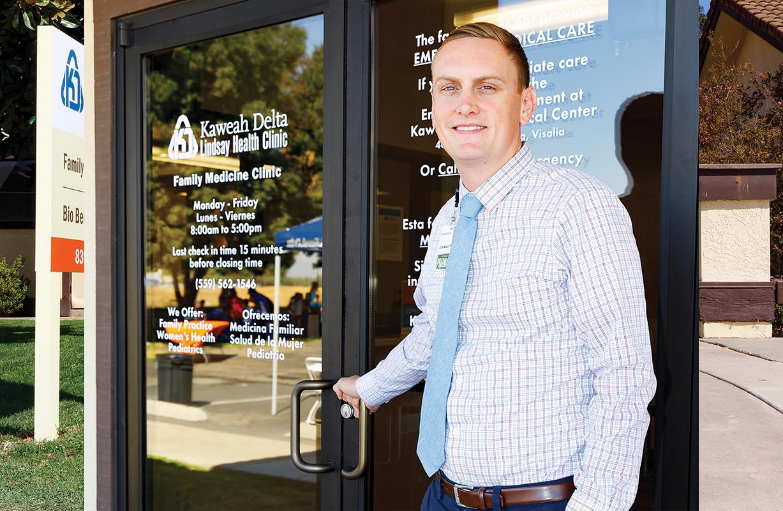 Kaweah Delta unveils Lindsay Health Clinic