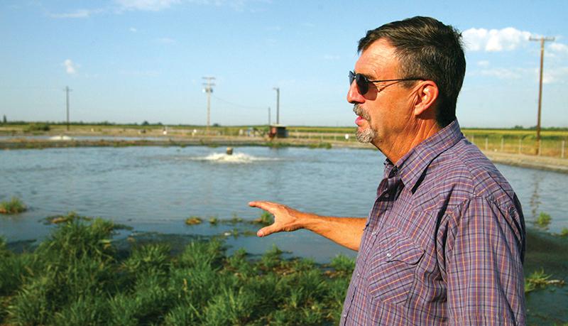 Farmersville breaks ground on largest project in history