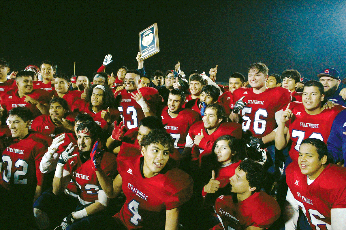 Football: Spartans have date with Yellowjackets for D-6AA state title