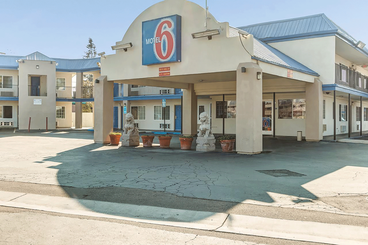 Motel 6 to nearly double in size