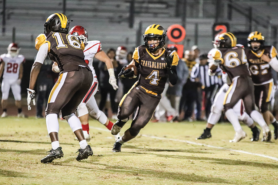 Golden West to take on Wasco after dominant playoff win over Kerman Lions