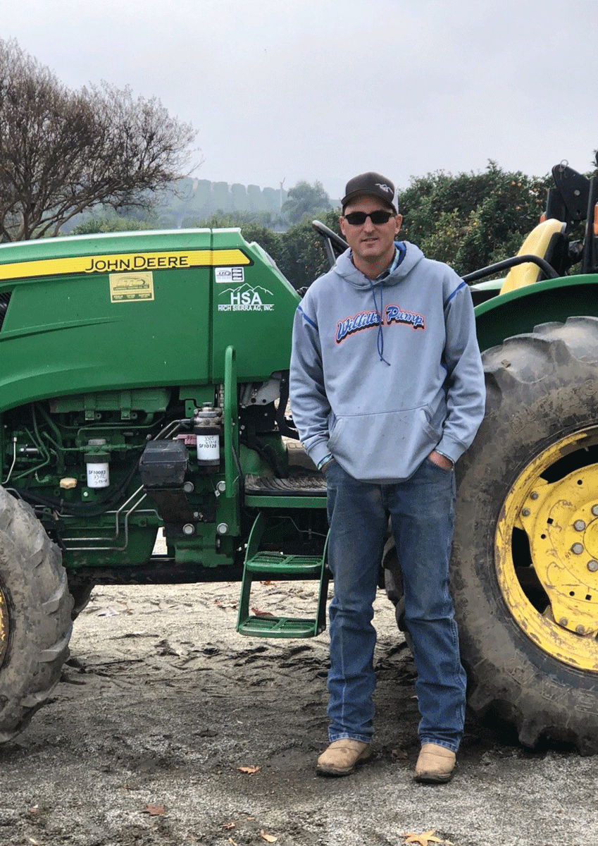High Sierra Ag owner earns top farmer honors