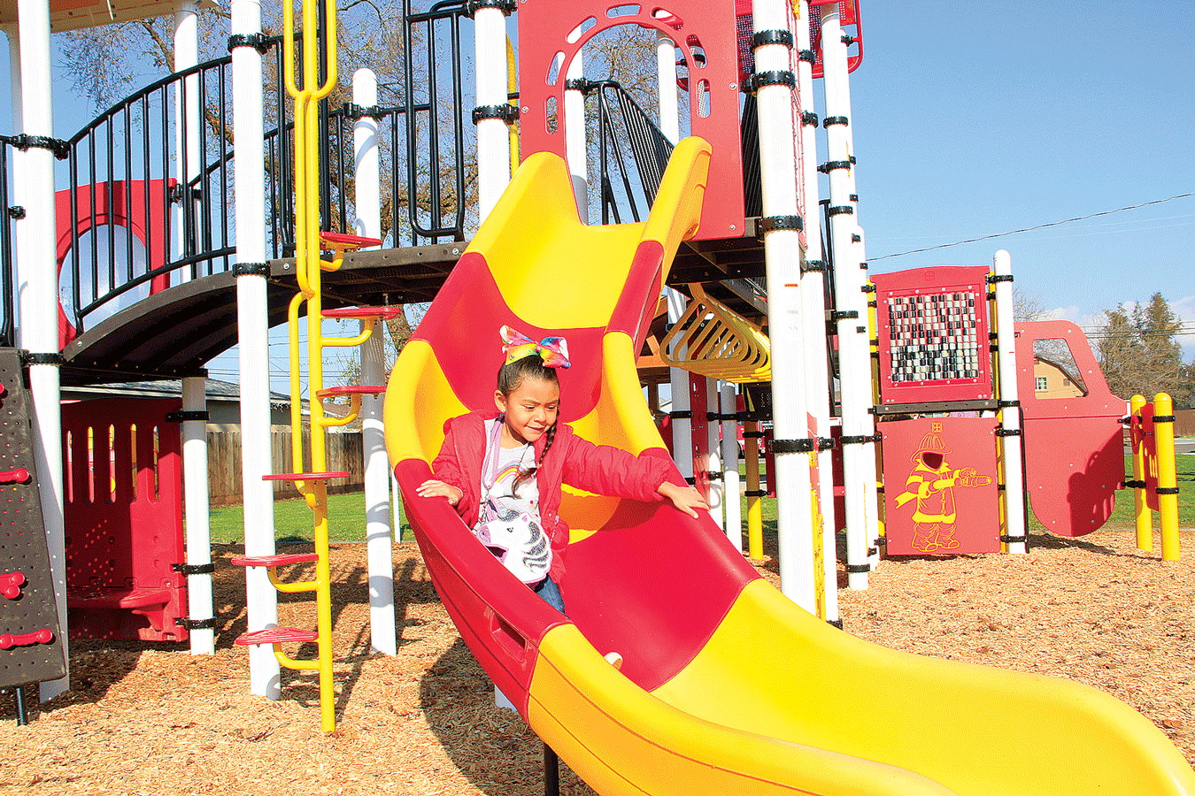 Family donation leads to new Woodlake park