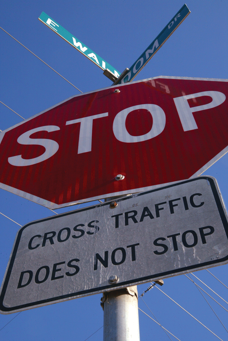 Prepare to stop at these Visalia intersections