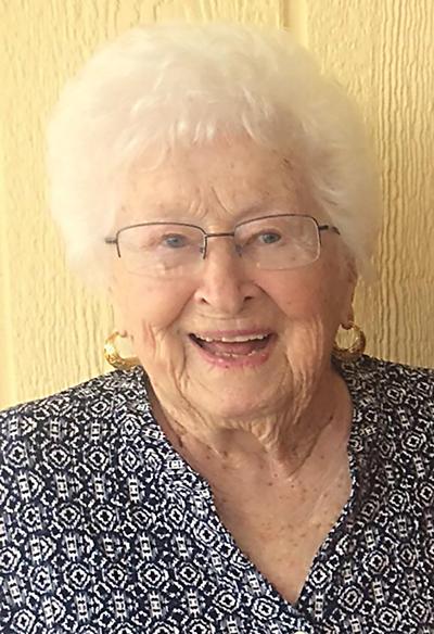 Obituary: Jean Ann Hall