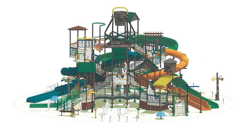 Adventure Park to pour on the fun next year