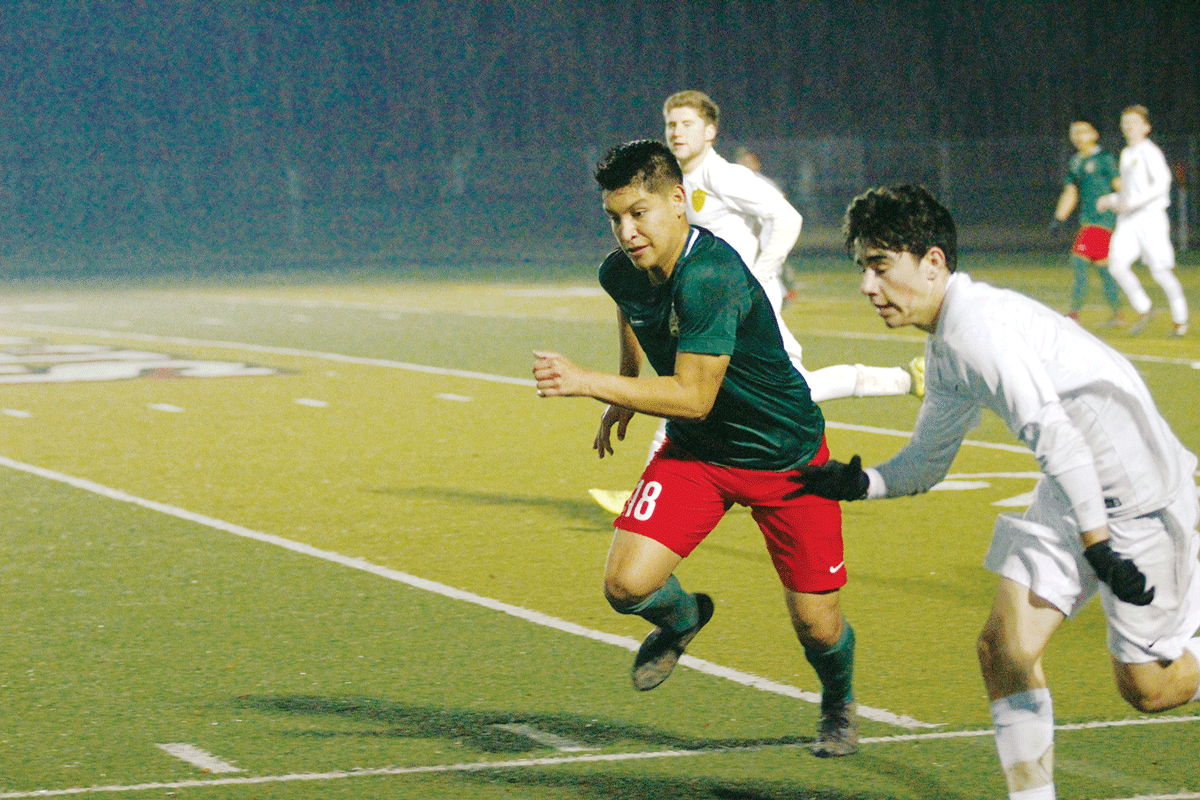 Boys Soccer: Lindsay Cardinals ready for Champions Cup rematch