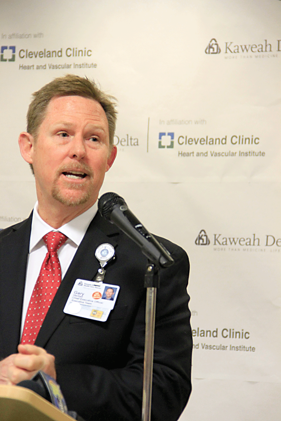 Kaweah Delta launches affiliation with Cleveland Clinic, the