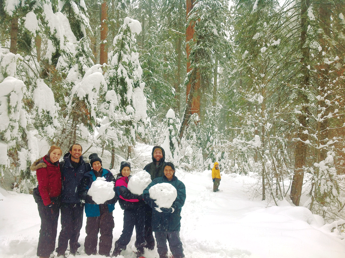 Sequoia Parks Conservancy hosts guided snowshoe walks in Sequoia National Park on weekends through Feb. 18