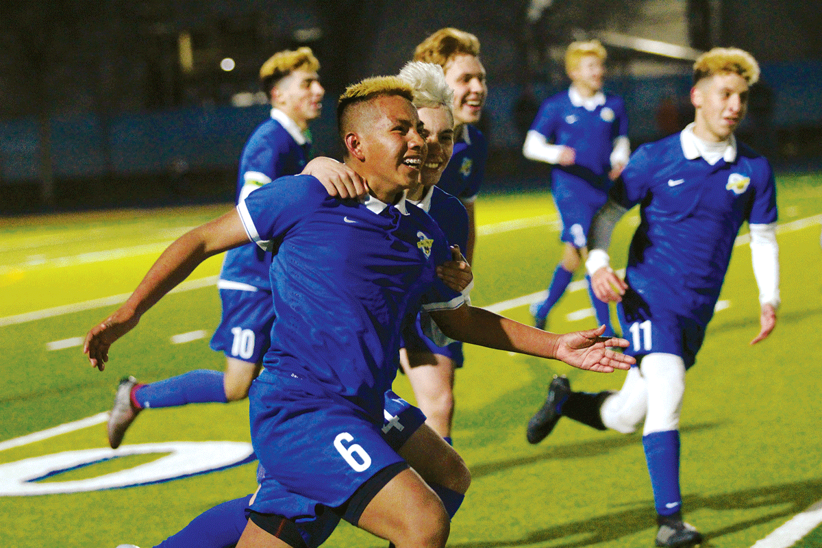 Boys Soccer: Exeter Monarchs bring home Division VI title in overtime thriller