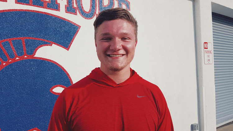 Football: Guire gets high praise at high school combine