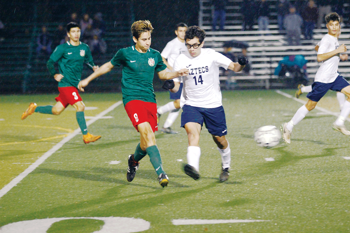 Boys Soccer: Lindsay keeps Champions Cup, pulls into tie for 1st atop East Sequoia League