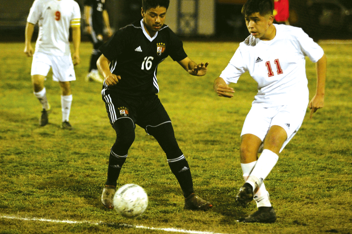 Woodlake's first playoff win in five years is followed by a defeat at the hands of Orosi