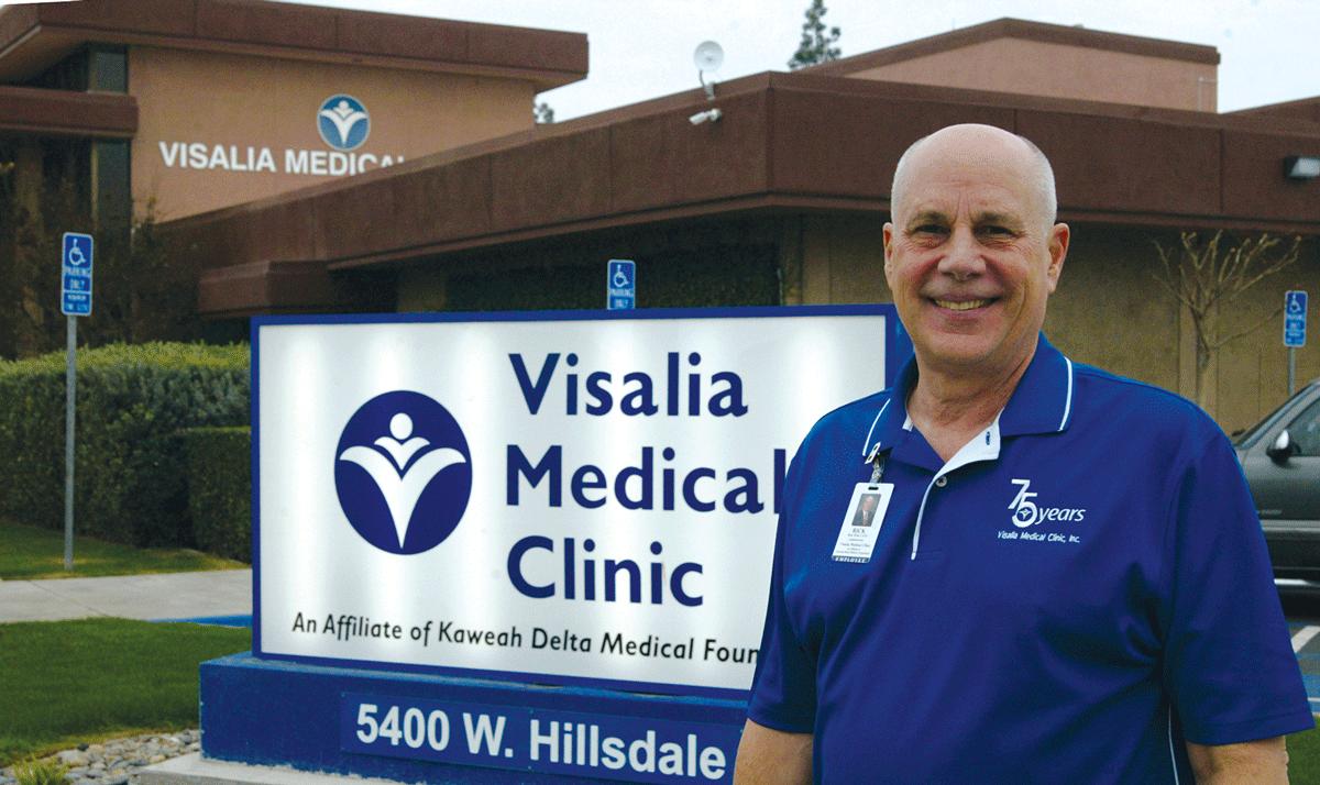 Visalia Medical Clinic CEO retires