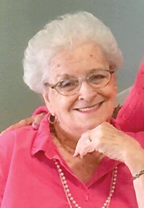 Obituary: June Ellen Caddell