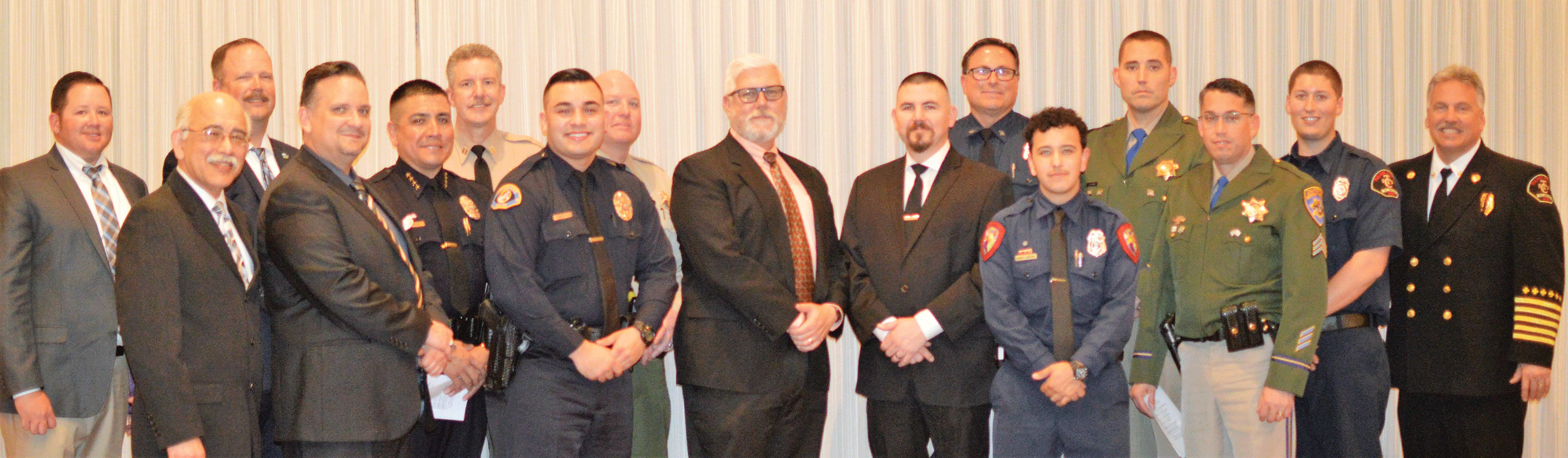 Public safety takes center stage at Knights of Columbus dinner