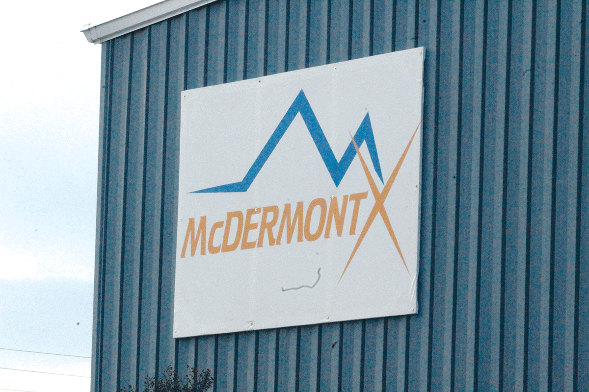 McDermont X profits in first year on their own