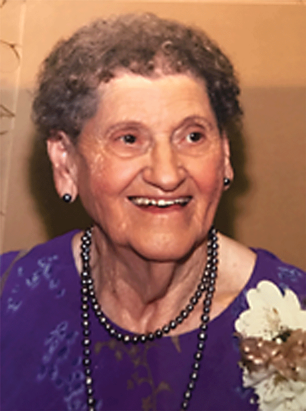 Obituary: Delia Pearl Gillespie