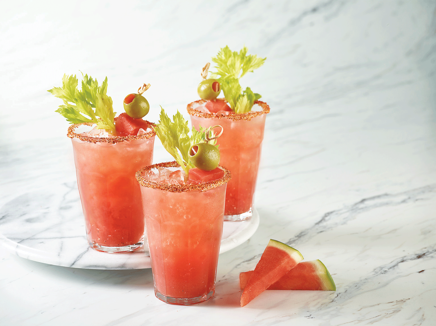 Big on Brunch Recipe: Watermelon Bloody Mary