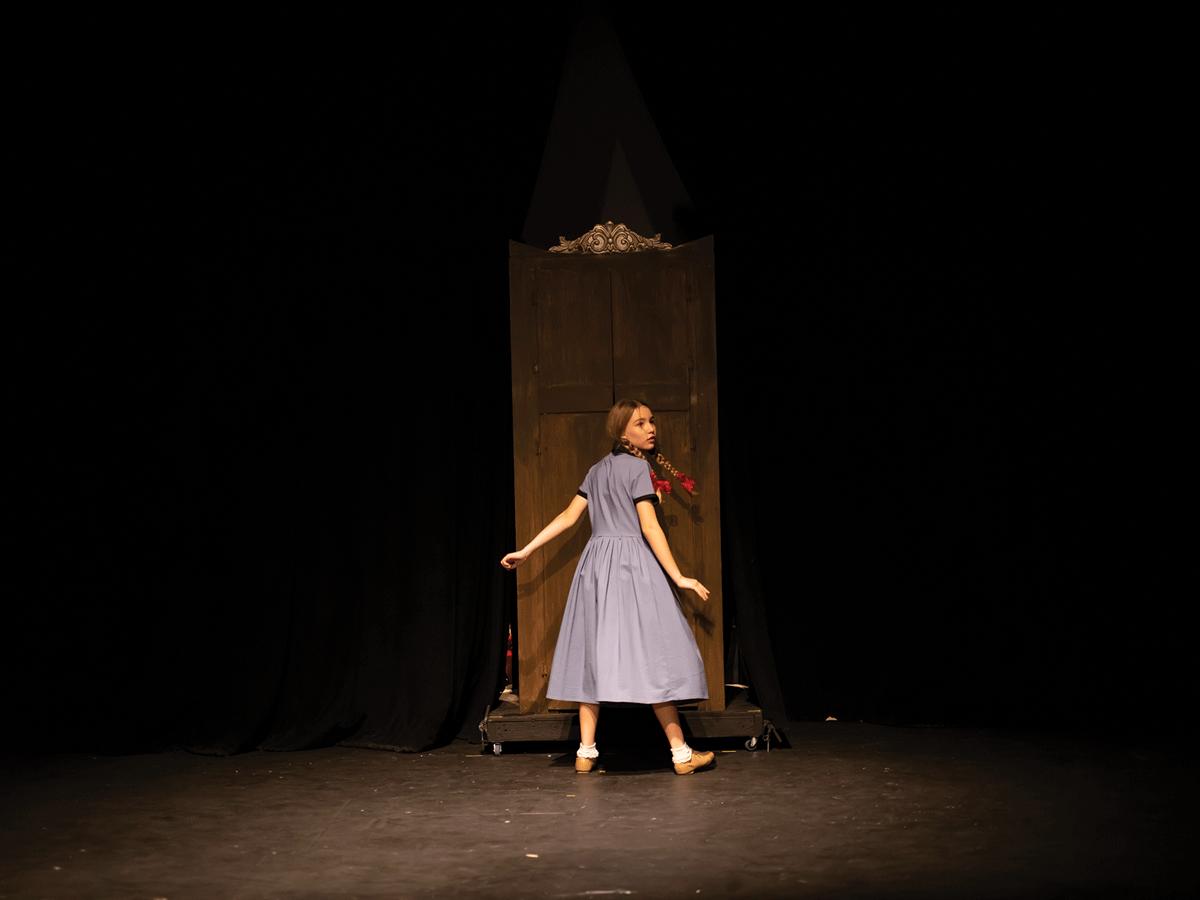 'Wardrobe' may be final curtain call for Enchanted Playhouse