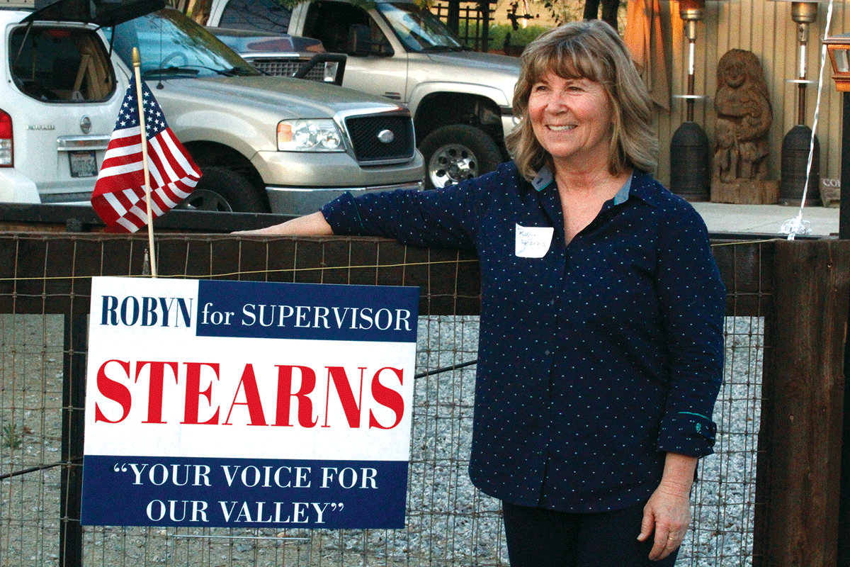 Former Exeter council member, mayor Robyn Stearns announces her run for District 1 Board Supervisor