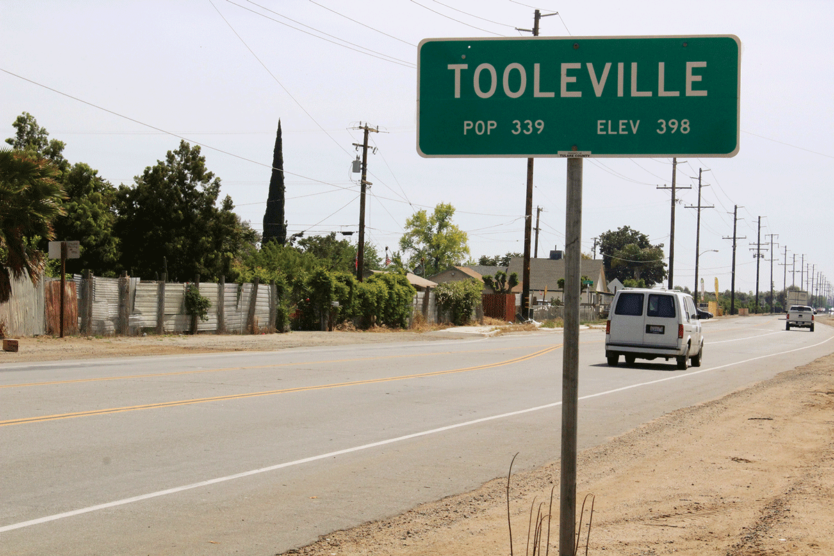 Tooleville connection details reveal $1.1 million project