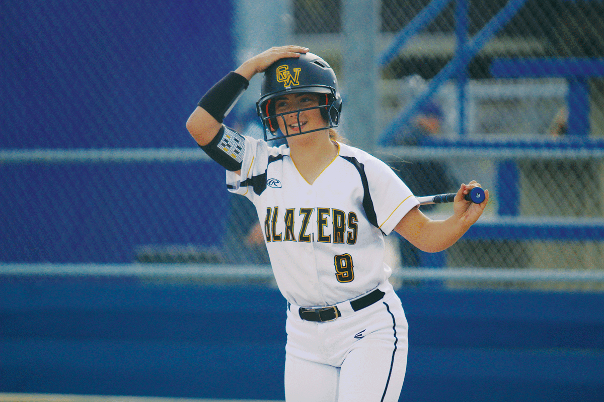 Softball: Youth and inexperience leads to 17-1 loss for the Blazers