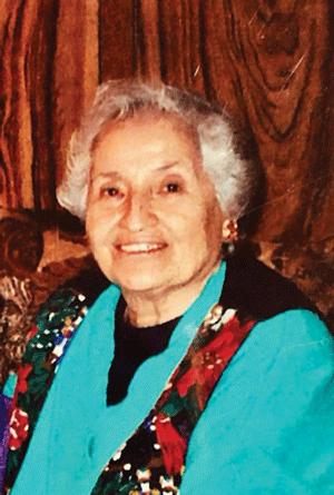 Obituary: Theresa H. Ruiz