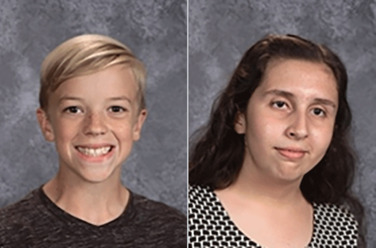 Lindsay club announces TERRIFIC kids of March