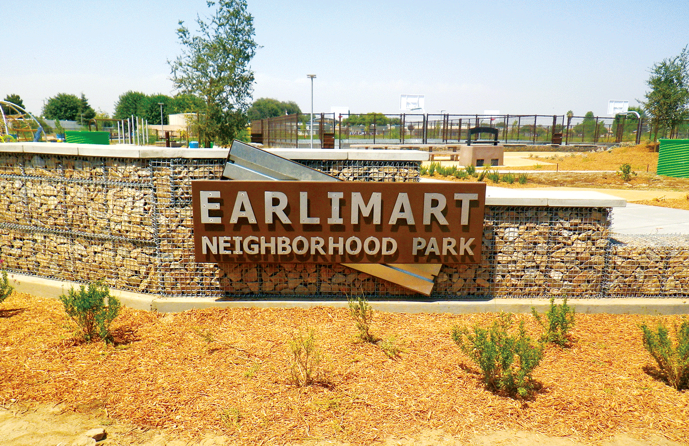 Neighborhood Park project earns excellence in Earlimart