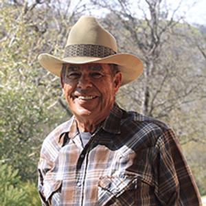Jim Crew Grand Marshal, 2019 Springville Rodeo