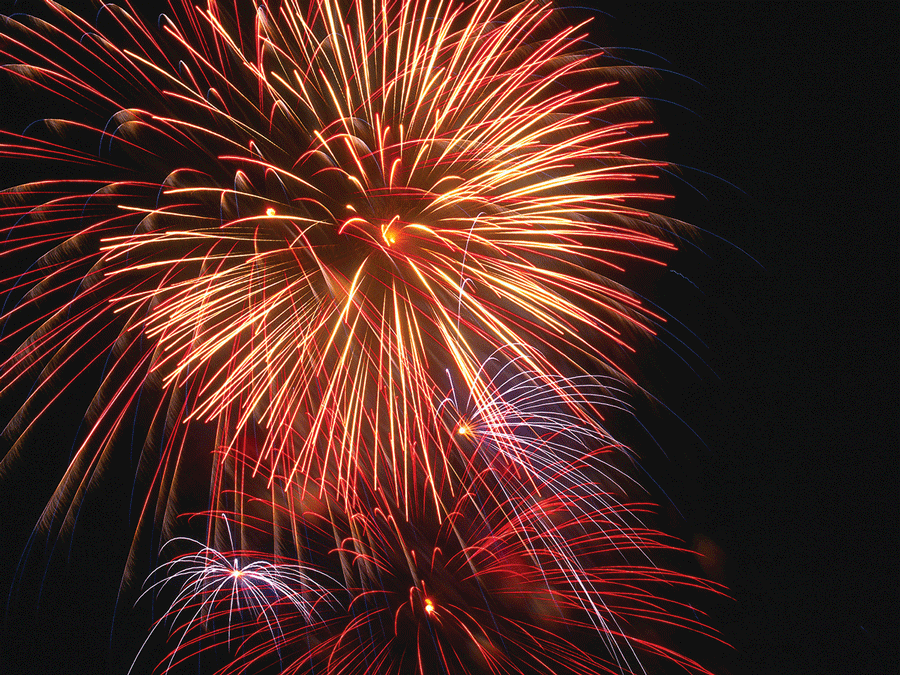 Fireworks funding request nearly blows up in nonprofit's face